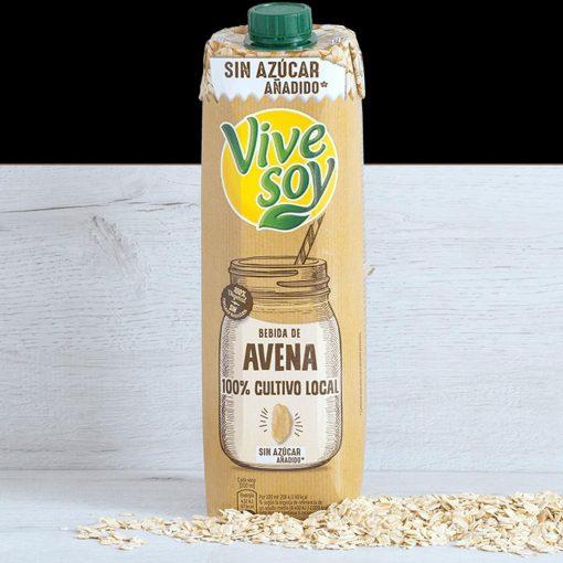 PASCUAL Vive Soy Zab ital cukormentes 1l