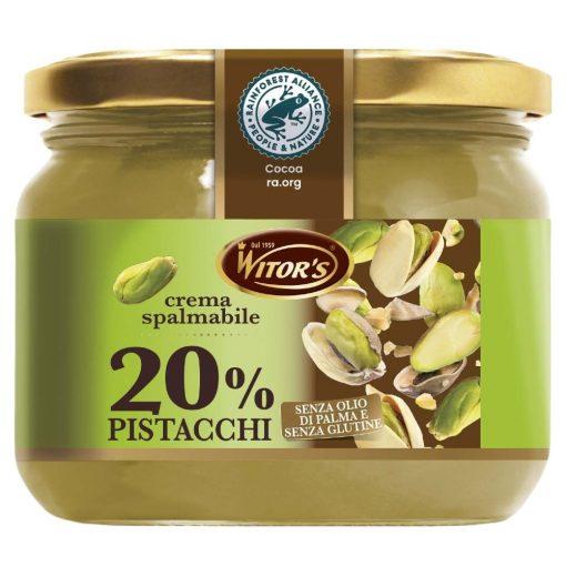WITORS - La Pistacchi 20% Pisztáciakrém 220g