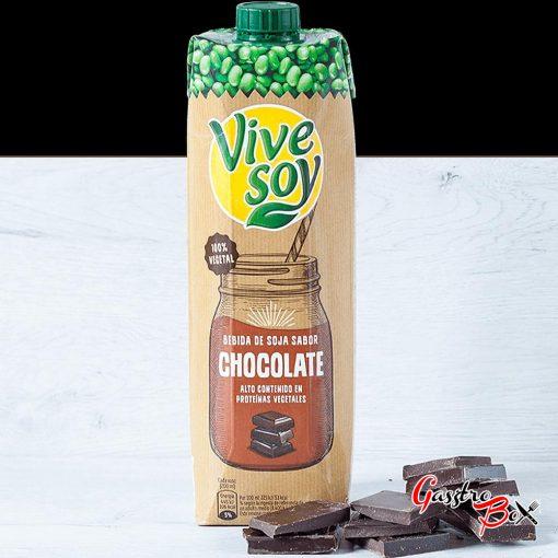 PASCUAL Vive Soy Csokoládé ízesítésű szója ital 1l