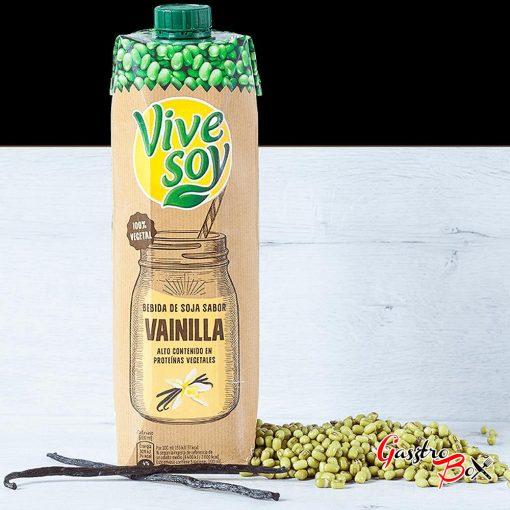 PASCUAL Vive Soy  Vanília ízesítésű Szója ital 1 l
