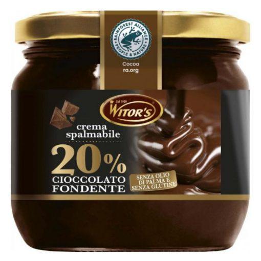 WITORS La Fondante Csokoládékrém 360g
