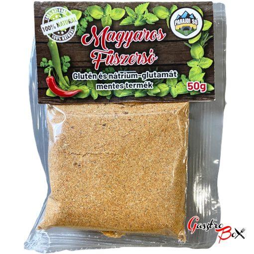 Magyaros fűszersó, 100% NATURAL, Glutén és nátrium-glutamát mentes termék 50g