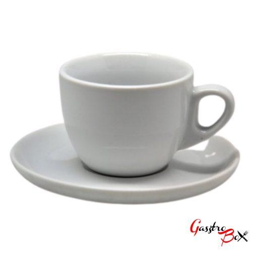 Kávéscsésze+alj 144cc 300161