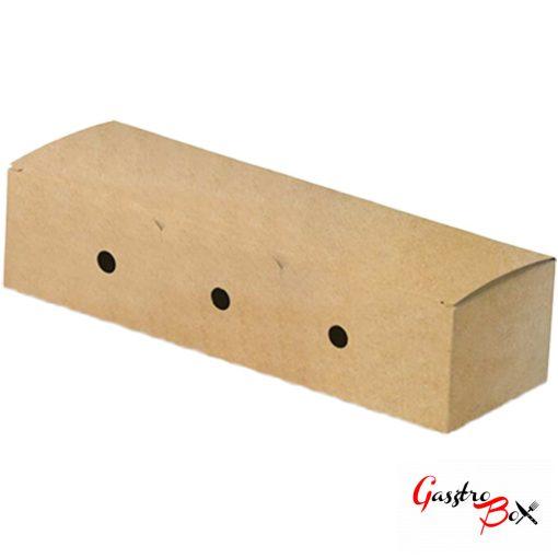 Visszazárható hot-dog doboz 50 db / Csomag