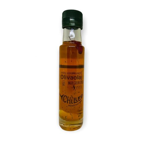 Chilis-zöldfűszeres olívaolaj 110 ml