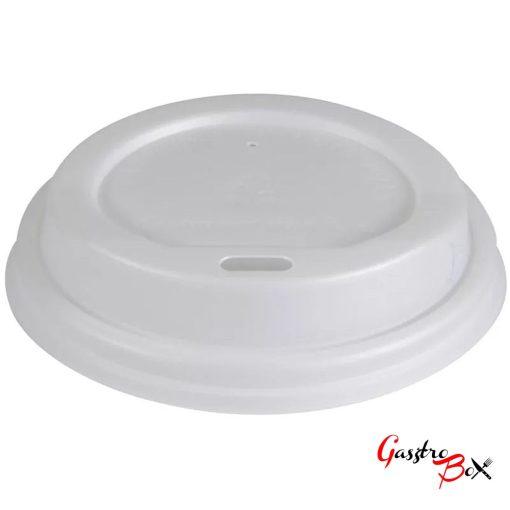 Komposztálható PLA pohártető 90 mm
