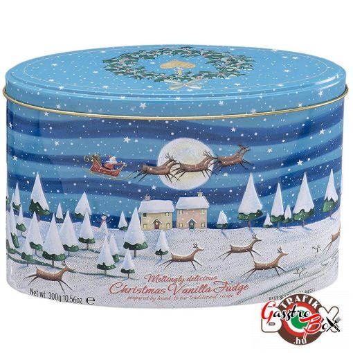 Gardiners Karácsony Éjszaka Vanília Fudge Kerek fémdobozban Limitált 300g
