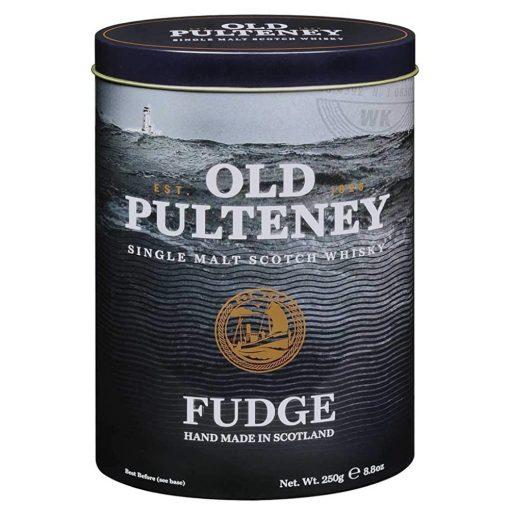 Gardiners Old Pulteney Scotch Whisky ízesítésű Fudge 250g