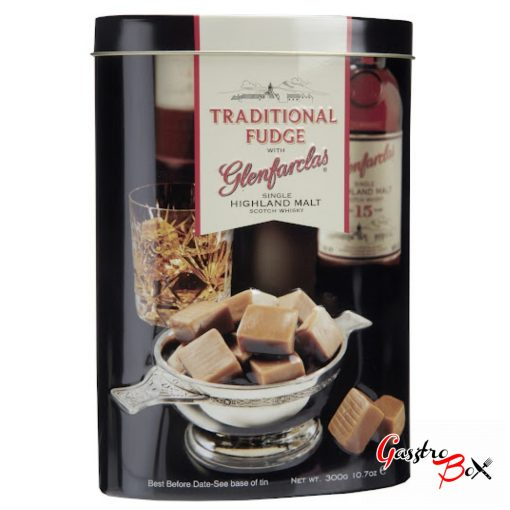 Gardiners Glenfarclas Maláta Whisky Fudge 300g