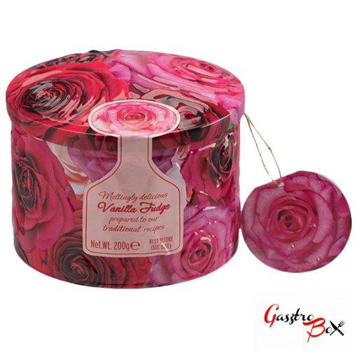 Gardiners 'Rózsák' Vanília Fudge 200g