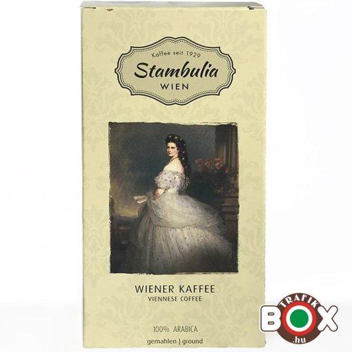 Stambulia Sissi őrölt kávé (100% Arabica) - 250 gramm